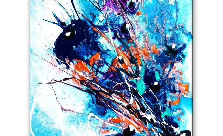 Best Abstract Paintings Pinterest
