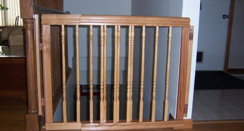 Best Baby Gate Top Stairs Design Must