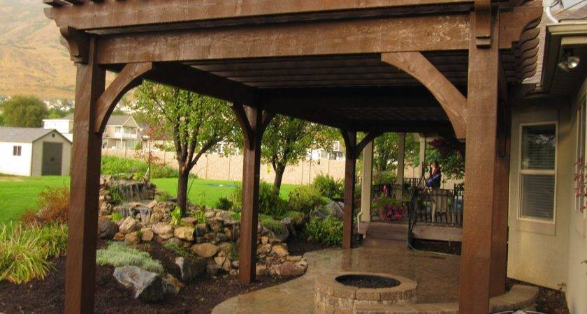 16 Simple Pergola With Fire Pit Ideas Photo Gabe Jenny Homes