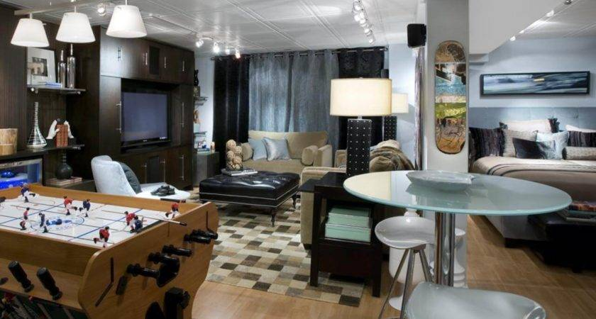 Best Basement Ideas Teens Wish Owned