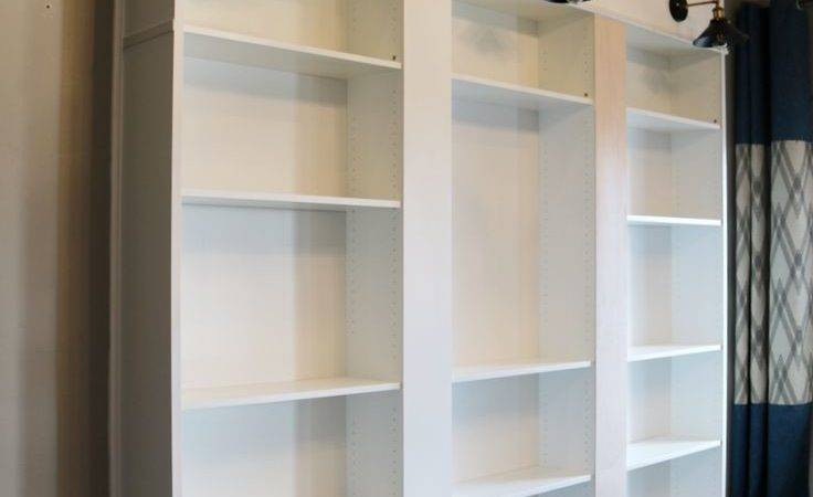 Best Billy Bookcase Hack Ideas Pinterest Ikea