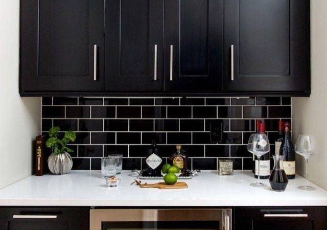 Best Black Subway Tiles Ideas Pinterest