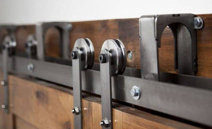 Best Bypass Barn Door Hardware Ideas Pinterest