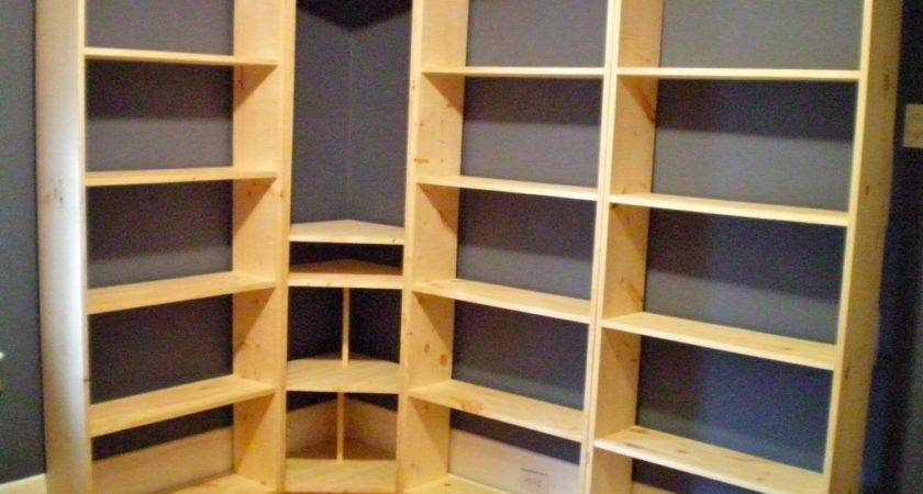 Best Collection Build Bookcase Wall