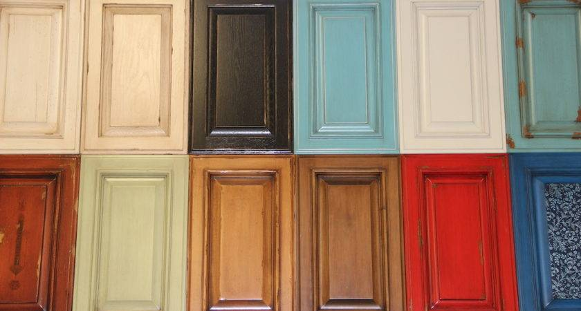 Best Colors Shades Cabinet Transformations