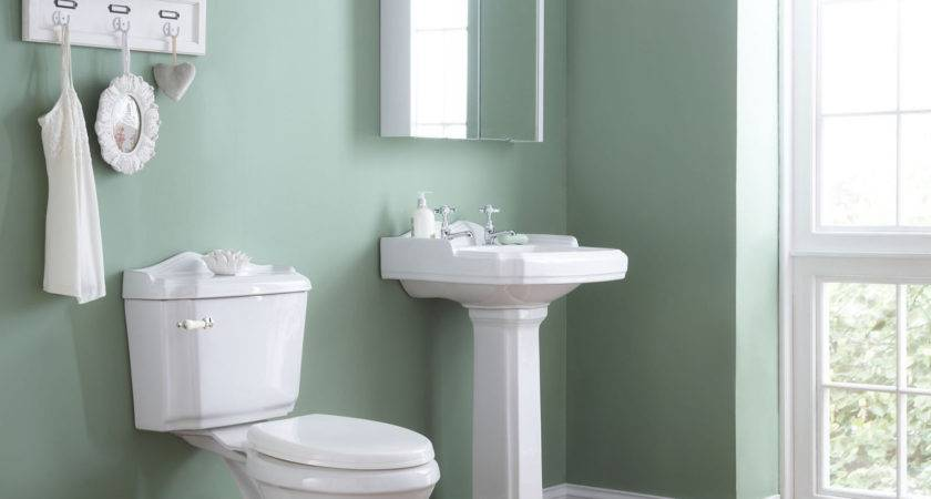 Best Colors Small Bathrooms Home Combo
