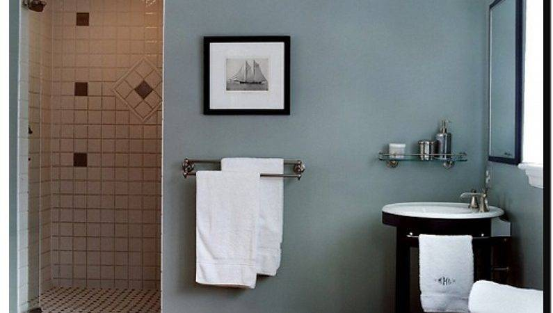 Best Colors Small Bathrooms