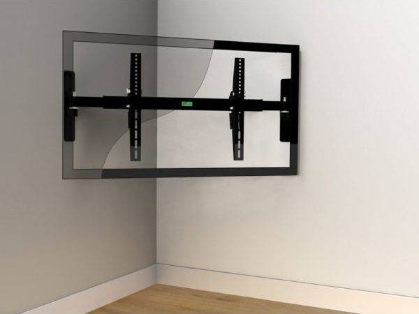Best Corner Mount Ideas Pinterest