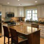 Best Cream Paint Color Kitchen Cabinets Wall