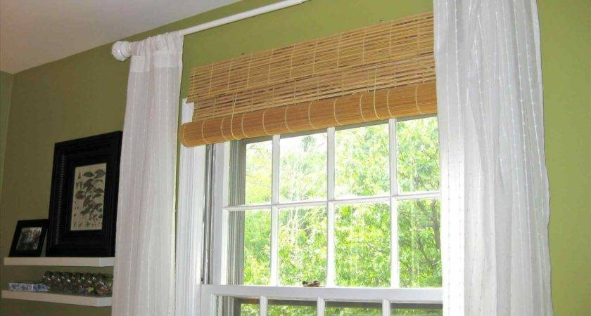 Best Curtains Blinds Together Ideas