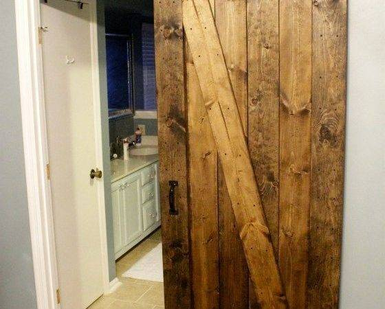 Best Diy Barn Door Ideas Pinterest Doors