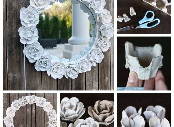 Best Diy Mirror Frame Ideas Our Motivations Art