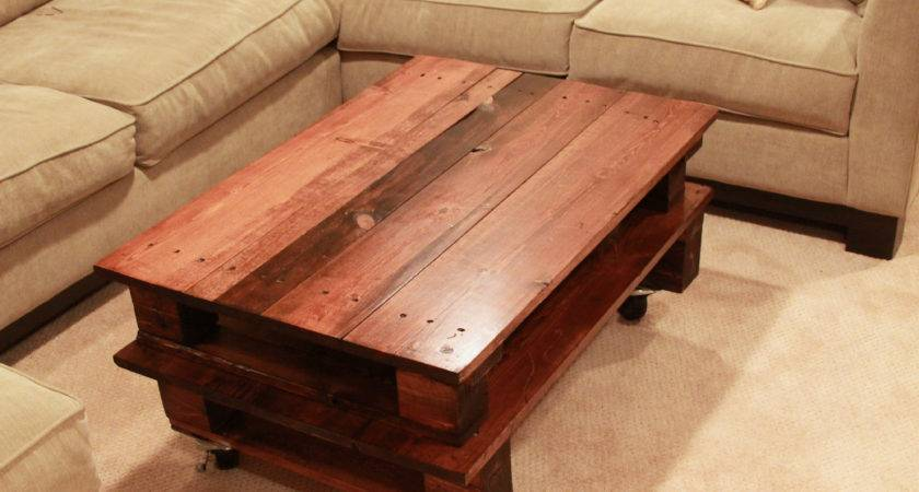 Best Diy Pallet Coffee Table Projects Your