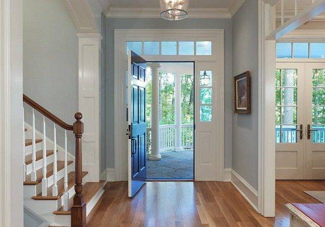 Best Entryway Paint Colors Ideas Pinterest Foyer