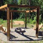 Best Fire Pit Gazebo Ideas Pinterest