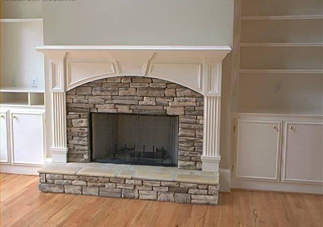 Best Fireplace Hearth Stone Ideas Pinterest