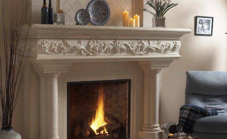 Best Fireplace Mantels Pinterest