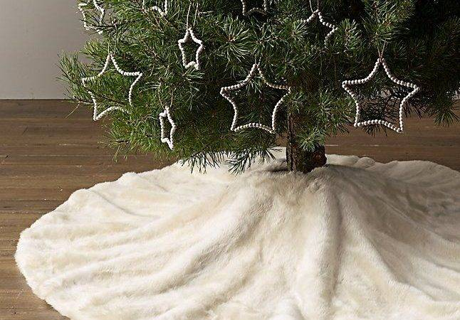 Best Fur Tree Ideas Only Pinterest White