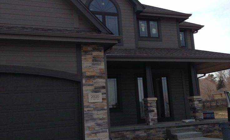 Best Gray Exterior Houses Ideas Pinterest