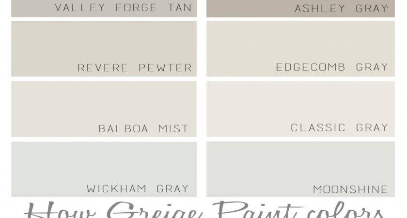 Best Greige Paint Colors Sherwin Williams New House Designs