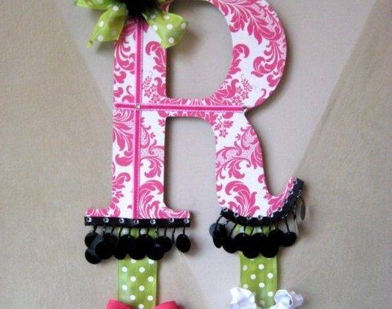 Best Hair Bow Organization Ideas Pinterest