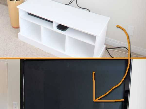 Best Hide Cables Ideas Pinterest Hiding