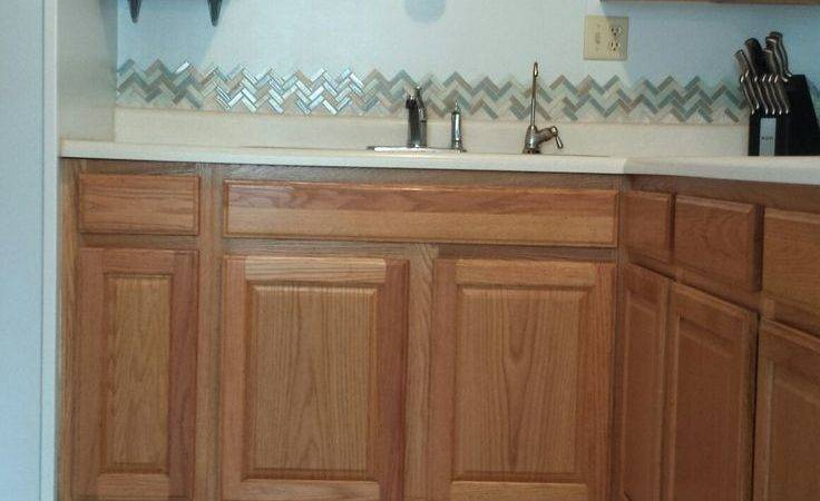 Best Honey Oak Cabinets Ideas Pinterest