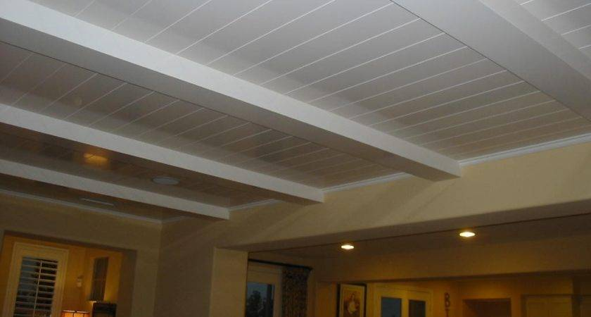 Best Ideas Drop Ceilings Basements