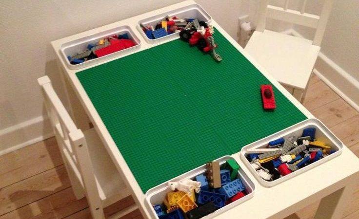 Best Lego Table Ikea Ideas Pinterest