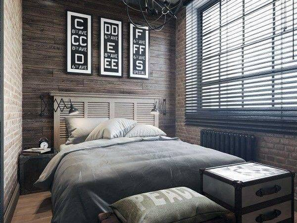 Best Men Bedroom Ideas Pinterest Man