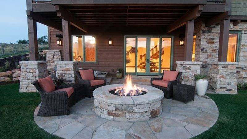 Best Outdoor Fire Pit Ideas Have Ultimate Backyard