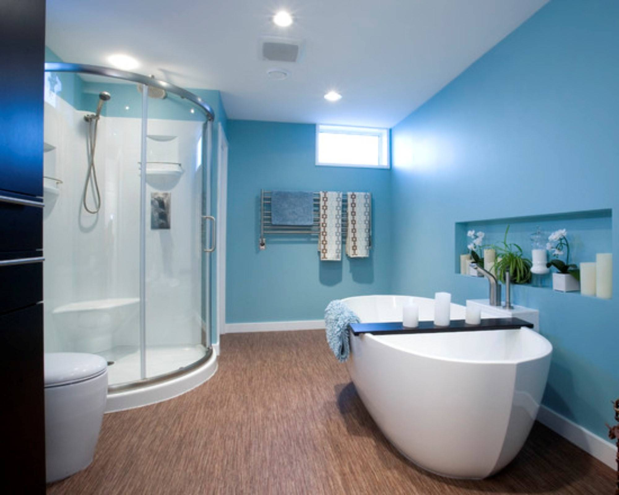 bathroom colors for 2020 - 600×414
