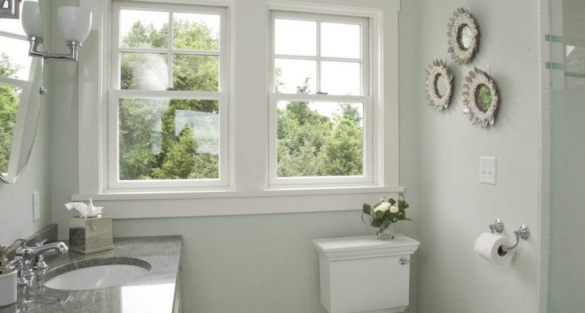 Best Paint Colors Small Bathrooms Good