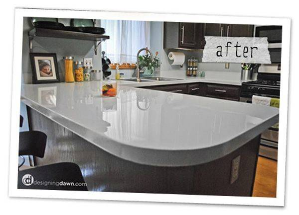 Best Painting Formica Countertops Ideas Pinterest