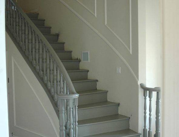 Best Painting Stairs Ideas Only Pinterest Paint