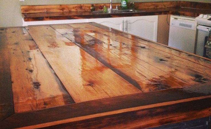 Best Pallet Countertop Ideas Pinterest Diy