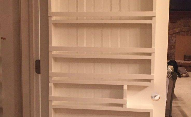 Best Pantry Door Storage Ideas Pinterest
