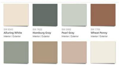 Best Pick Paint Color Pinterest Colored