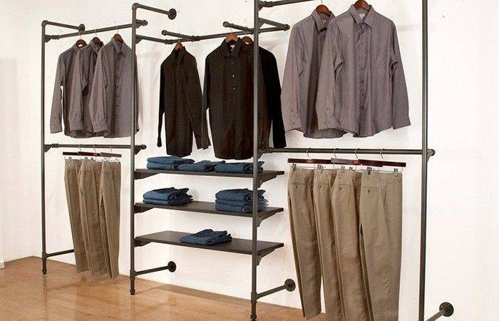 Best Pipe Clothes Rack Ideas Pinterest Diy