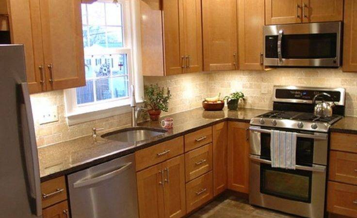 Best Shaped Kitchen Designs Ideas Pinterest