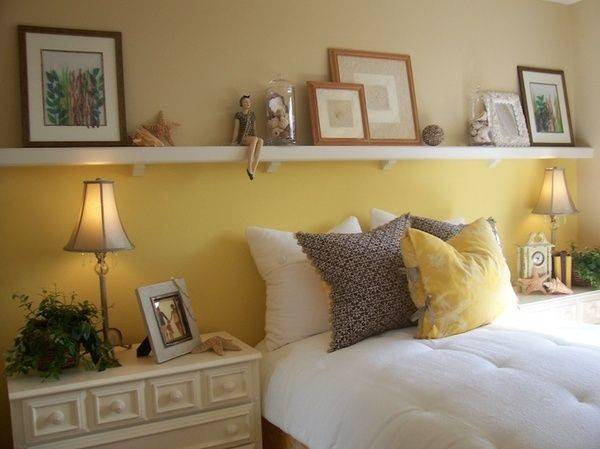 Best Shelf Above Bed Ideas Pinterest