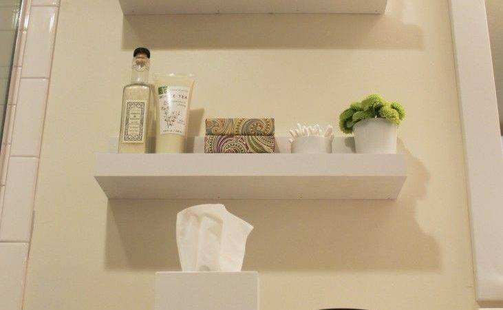 Best Shelves Above Toilet Ideas Pinterest Half