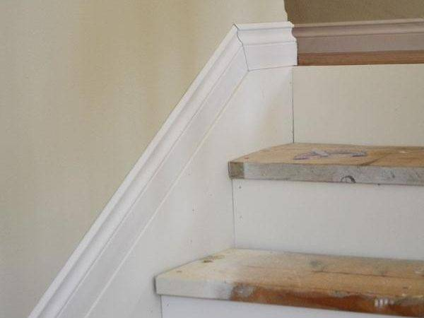 Best Stairs Trim Ideas Pinterest Without