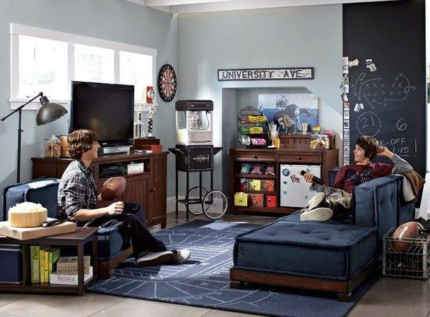 Best Teen Game Rooms Ideas Pinterest Gaming