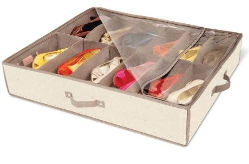 Best Underbed Shoe Storage Keep Your Shoes Clean