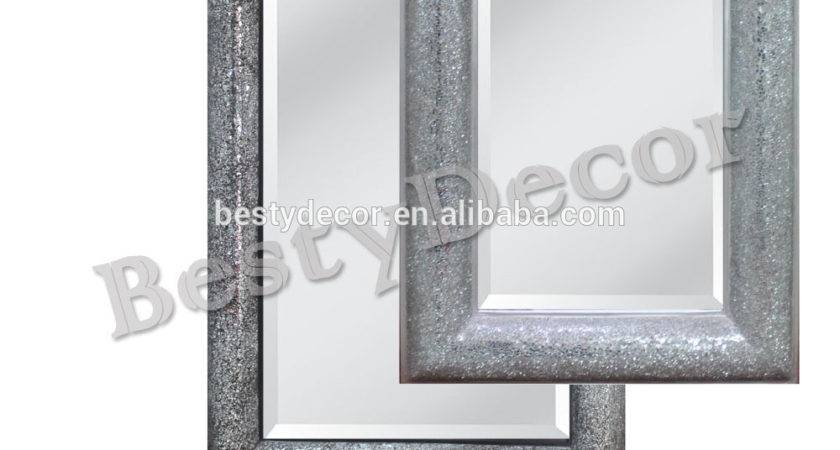 Best Wall Bevelled Mirror Frame Large Buy