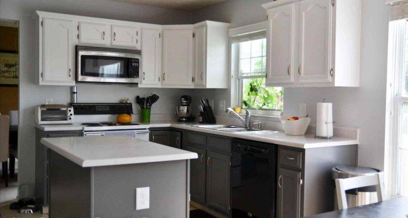 Best Way Paint Kitchen Cabinets White