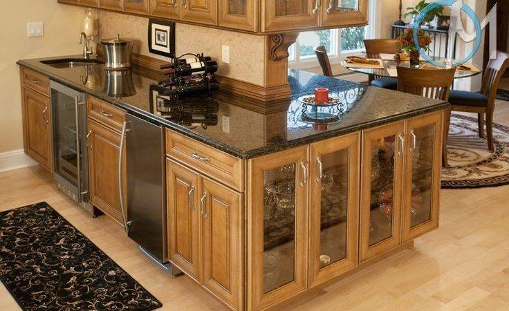 Best Wrap Around Cabinets Pinterest Kitchen
