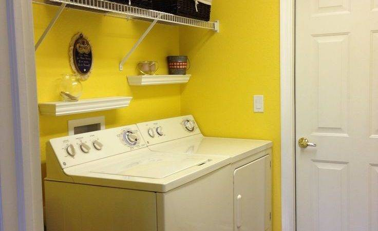 Best Yellow Laundry Rooms Ideas Pinterest