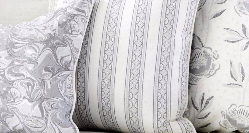 Birch Marble Stripe Reversible Accent Pillow